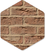 York Handmade Galtres 65mm Brick